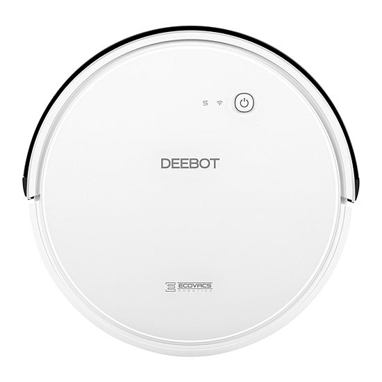 ECOVACS DEEBOT 600 Smart Home Enabled Multi-Surface Robotic Vacuum Cleaner