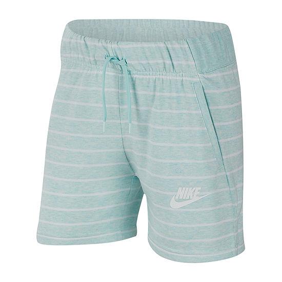 Nike Girls Running Short - Big Kid
