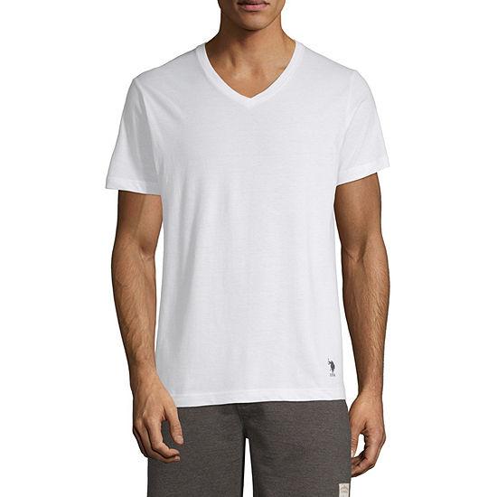 USPA 3 Pair V-Neck T-Shirt