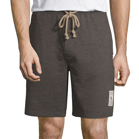 U.S. Polo Assn. French Terry Pajama Shorts