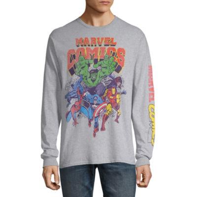 Mens Marvel Comics Graphic T-Shirt