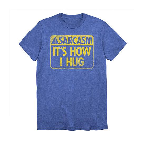Humor Graphic T-Shirt