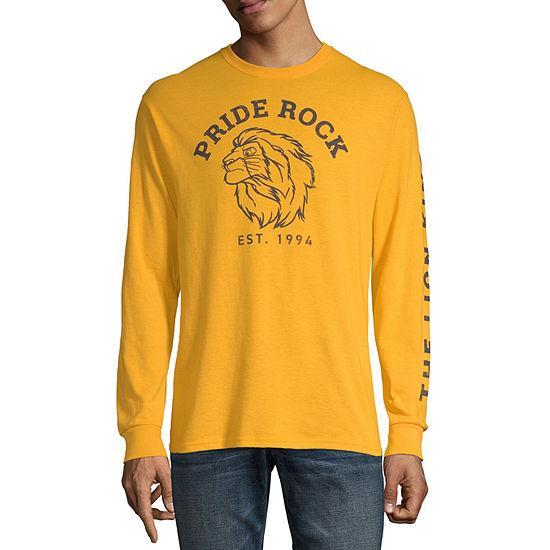 Mens Lion King Graphic T-Shirt