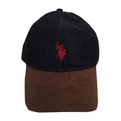 U.S. Polo Assn.® Two Tone Denim Adjustable Baseball Cap