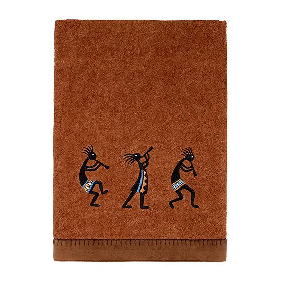 Avanti Zuni Embroidered Bath Towel