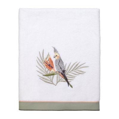 Avanti Koko Island Embroidered Bath Towel