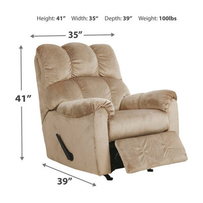 Signature Design by Ashley® Foxfield Rocker Recliner