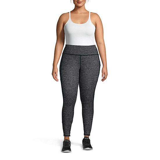 Champion-Plus Womens Mid Rise Legging
