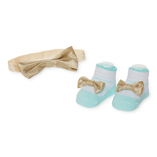 So Adorable Baby Girls 1 Pair Baby Booties