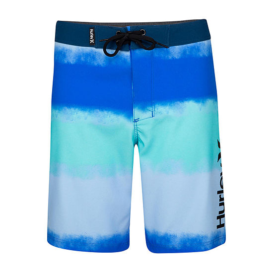 Hurley Big Boys Tie Dye Board Shorts