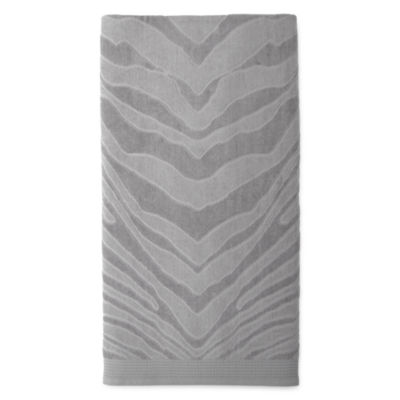 Liz Claiborne® Sculpted Cotton Bath Towels