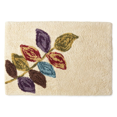 Croscill Classics® Mosaic Leaves Bath Rug