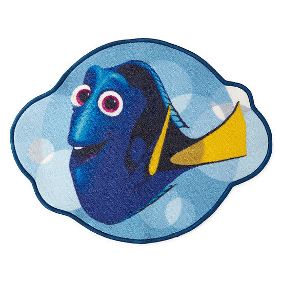 Disney Finding Dory Lagoon Bath Rug