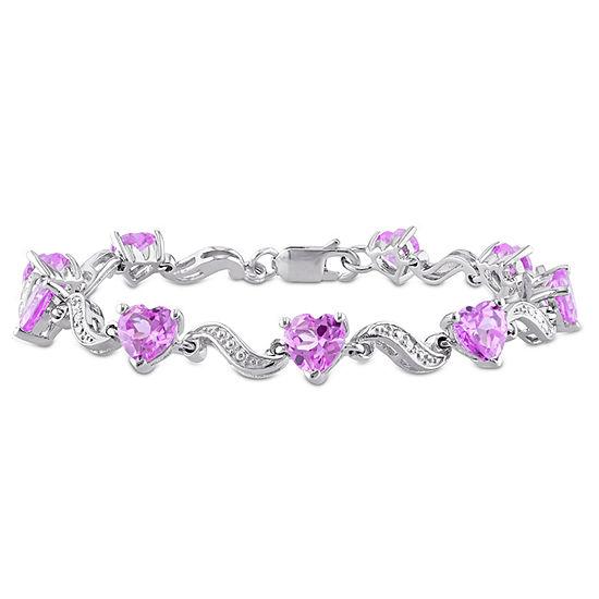 Sterling Silver 7 Inch Link Link Bracelet