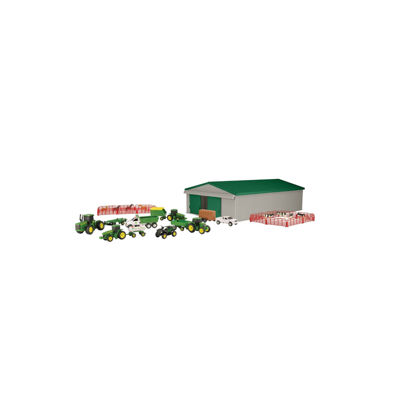 John Deere 75-pc. Farm Toy Playset
