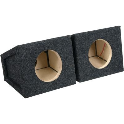 ATREND 6.5PR BBox Series 6.5IN Single Sealed Enclosures; Pair