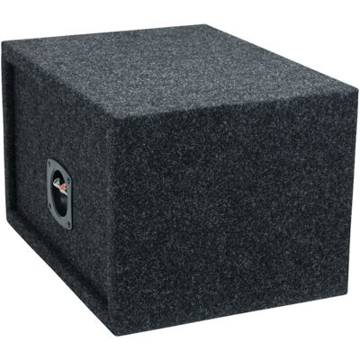 ATREND E8SV BBox Series Single Vented Subwoofer Enclosure (8IN)
