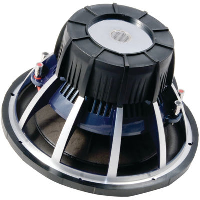 Power Acoustik MOFO-122X MOFO-X Series 2? Subwoofer (12IN; 2;700 Watts; 270oz magnet)