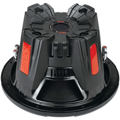 Boss Audio Systems P126DVC Phantom Series Dual Voice-Coil Subwoofer (12IN)