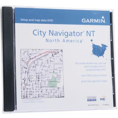 Garmin 010-11551-00 City Navigator North America NT microSD Card/SD Card