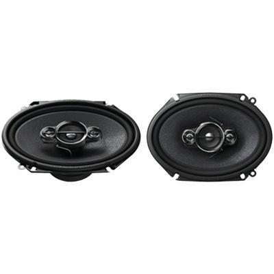 Pioneer TS-A6886R A-Series 6IN x 8IN 350-Watt 4-Way Speakers