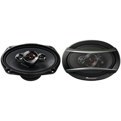 Pioneer TS-A6986R A-Series 6IN x 9IN 600-Watt 4-Way Speakers