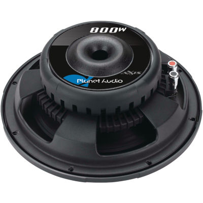 Planet Audio PX12 AXIS Series Single Voice-Coil Flat Subwoofer (12IN; 1;000 Watts)