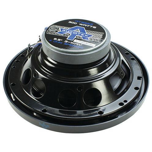 Autotek ATS653 ATS Series Speakers (6.5IN; 3 Way;300 Watts)