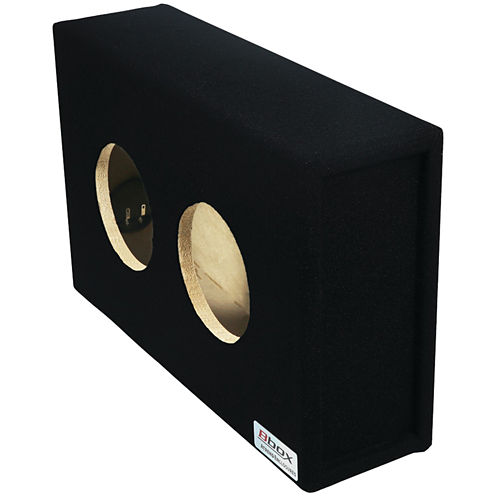 ATREND 6.5DVME BBox Series 6.5IN Dual Shallow Hyper Vented Enclosure