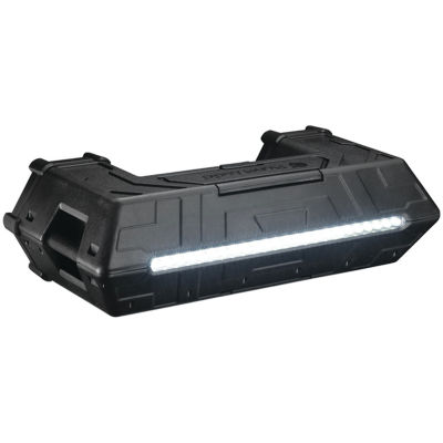 Planet Audio PATV85 Powersports Series WaterproofAll-Terrain Sound System with Bluetooth & LED Light Bar (8IN; 700 Watts)