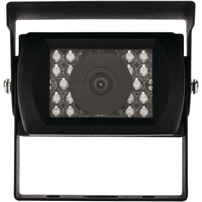 CRIMESTOPPER SV-6911.IR 130° Commercial-Grade Bracket Camera with Night Vision & Adjustable Sun Shield