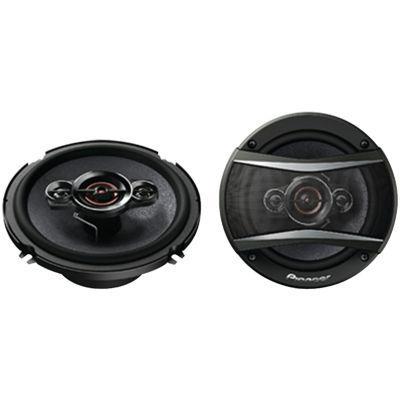Pioneer TS-A1686R A-Series 6.5IN 350-Watt 4-Way Speakers