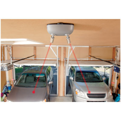 MAXSA Innovations 37312 Park Right Garage Dual-Laser Park