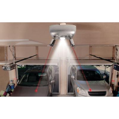 MAXSA Innovations 37314-CL Park Right Garage Dual-Laser Park