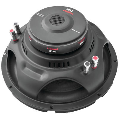 Pyle PLPW15D Power Series Dual Voice-Coil 4? Subwoofer 15IN; 2,000 Watts