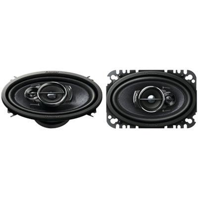Pioneer TS-A4676R A-Series 4IN x 6IN 200-Watt 3-Way Speakers