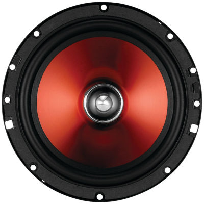 BOSS Audio Systems CH6CK Chaos Exxtreme Series 6.5IN 350-Watt 2-Way Component Speaker System
