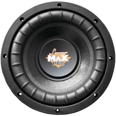 Lanzar Car Audio MAXP84 Max Pro Series Small 4 Subwoofer (8IN, 800 Watts)