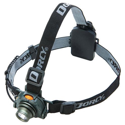 Dorcy 41-2104 120-Lumen Motion Switch LED Headlamp