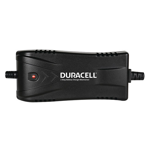 Duracell DRBM2A Battery Charger/Maintainer (2 Amps)
