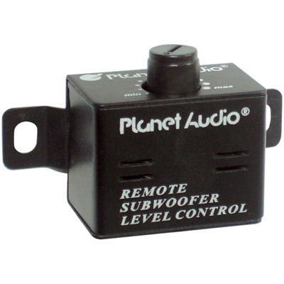 Planet Audio EC20B 3-Way Electronic Crossover