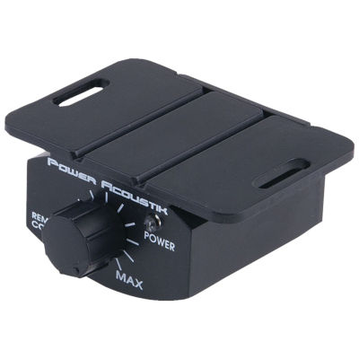 Power Acoustik RZ1-1500D Razor Series Class D Amp(Monoblock Amp; 1;500 Watts Max; Includes Remote Gain Control)