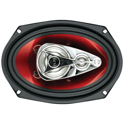 BOSS Audio Systems CH6940 Chaos Exxtreme Series Full-Range Speakers (6IN x 9IN; 500 Watts; 4 Way)