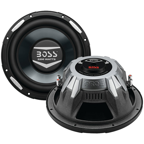 BOSS Audio Systems AR10D Armor Series Dual Voice Coil Subwoofer (10IN; 2;200 Watts)