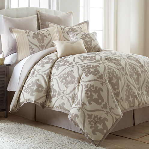 Pacific Coast Textiles Sofia 8-pc. Comforter Set