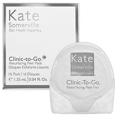 Kate Somerville Clinic-To-Go™ Resurfacing Peel Pads
