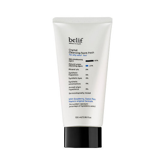 belif Crystal Cleansing Foam Fresh