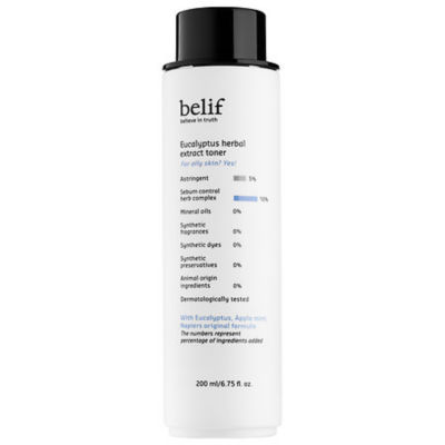 belif Eucalyptus Herbal Extract Toner