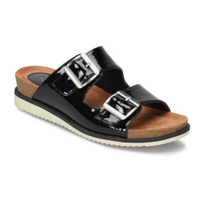 Eurosoft Leander Womens Slide Sandals