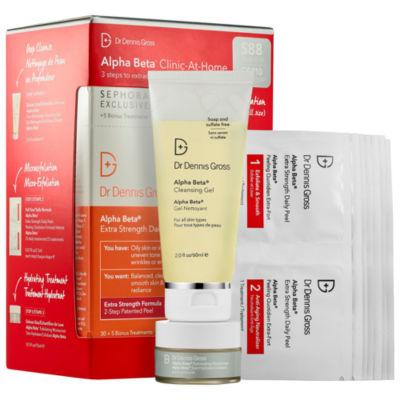 Dr. Dennis Gross Skincare Alpha Beta® Clinic-At-Home